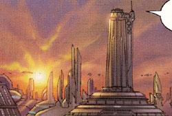 Taris - Temple Jedi