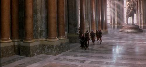 Naboo - Palais royal de Theed