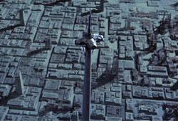 Etoile de la Mort II - Tour de l'Empereur