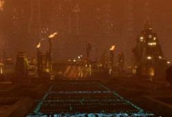 Coruscant - Usine d'�lectricit� de Greth Lan-Dwu