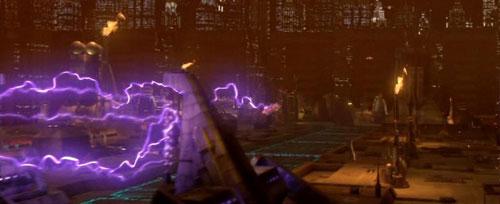 Coruscant - Usine d'électricité de Greth Lan-Dwu