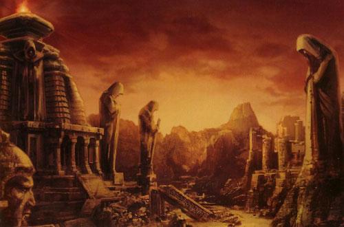 Korriban - Vallée des Seigneurs Sombres
