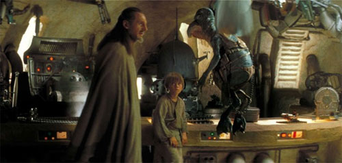 Tatooine - Boutique de Watto