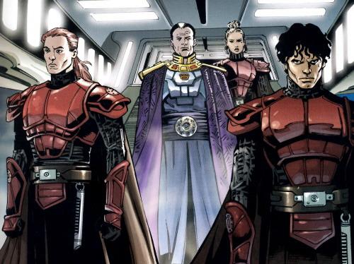 Chevaliers Impériaux