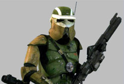 Soldat clone - phase II : Pilote de TR-TT