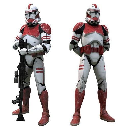 Soldat Clone - Phase II : Soldat de Choc