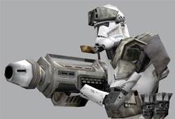 Soldat clone - phase II : Soldat lourd