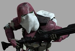 Soldat Clone - Phase II : Marine Galactique