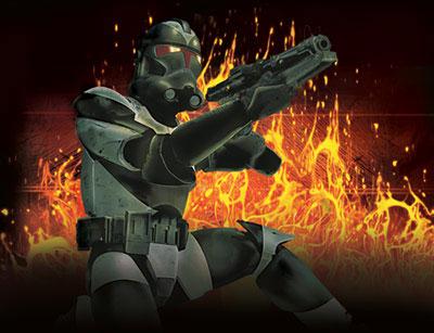 Soldat Clone - Phase II : Shadow Trooper