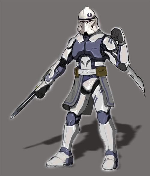 Soldat Clone - Phase II : Assassin