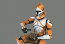 Soldat clone : Démineur