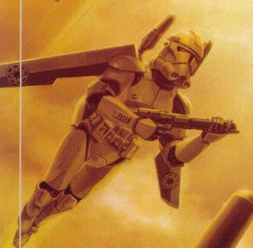 Soldat clone : Jet Trooper