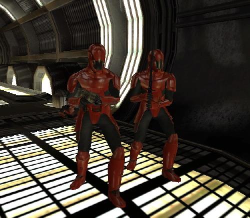 Soldat Sith - Commando (Empire Sith de la Forge Stellaire)