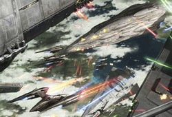 Cinquième Flotte de l'Alliance Galactique