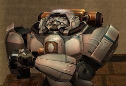 Soldat de Choc : Hazard Trooper