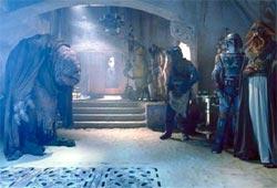 Cour de Jabba