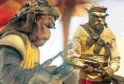 Gardes de Jabba