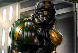 Soldat de Choc : Novatrooper
