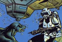 Soldat de Choc : Seatrooper