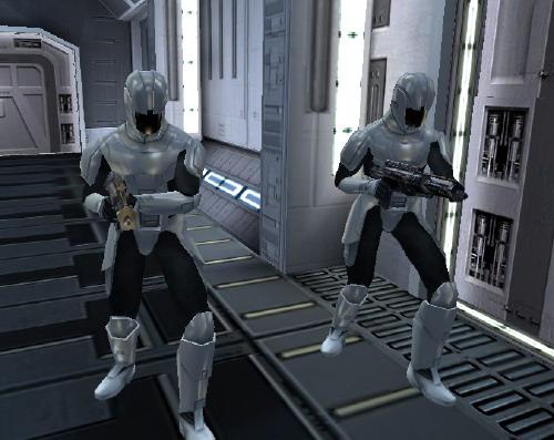 Soldat Sith - Fantassin (Empire Sith de la Forge Stellaire)