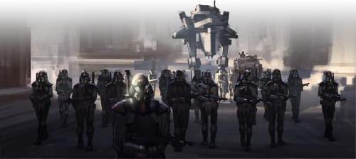 Soldat Sith - Fantassin (Second Empire Sith)