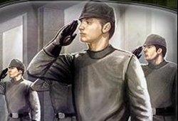 Soldat impérial - Troupe régulière