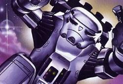 Soldat de Choc : Spacetrooper