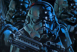 Soldat de Choc : Shadow Stormtrooper