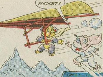 Wicket Warrick