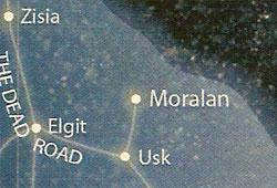 Moralan (planète)
