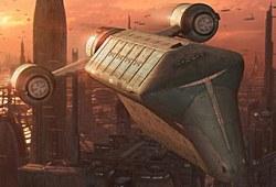 Cargo stellaire AA-9