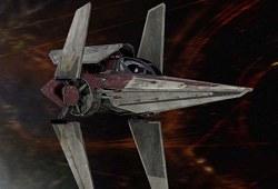 Chasseur V-wing Alpha-3 de classe Nimbus