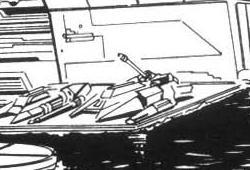 Aquaspeeder de Combat