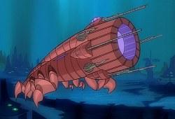 Canon crabe quarren