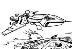 Chaloupe Warpod #2