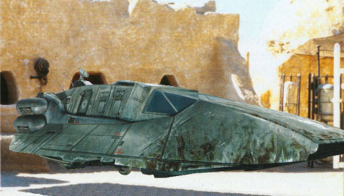 Véhicule d'assaut léger à répulsion QH-7 Chariot