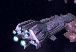 Croiseur de patrouille de classe Tartan