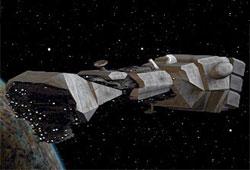 Croiseur de fret de classe Neutron Star