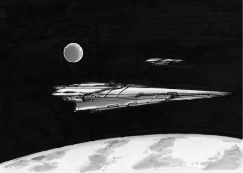 Destroyer stellaire de classe Defender