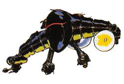 Droïde Ombre SHD-66