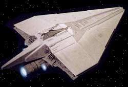 Transport transgalactique de classe Acclamator