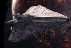 Transport Transgalactique de classe Acclamator II