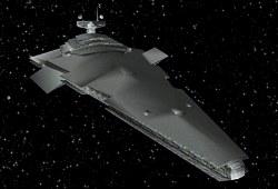 Destroyer stellaire de classe Victoire-I de l'ASC