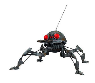 Droïde araignée nain DSD1