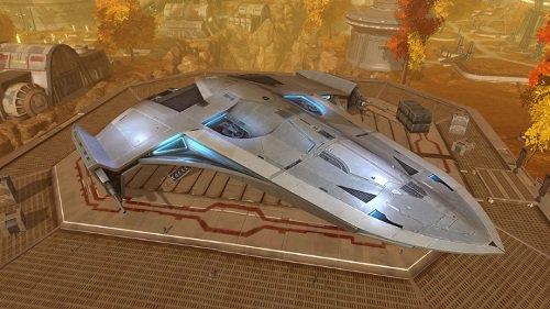 Prototype X-70B de classe Fantôme