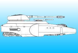 Char � r�pulsion lourd FireHawke S-1