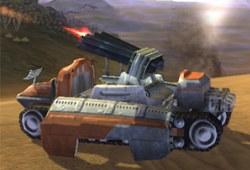 Lanceur de torpilles à proton mobile LTPM-2a
