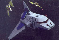 Navette orbitale de classe Ministry