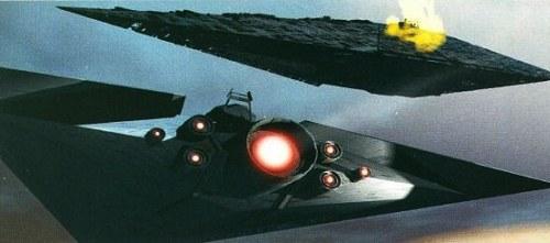 Super Destroyer Stellaire Pellaeon