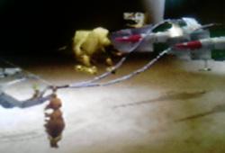 Podracer de Bullseye Navior